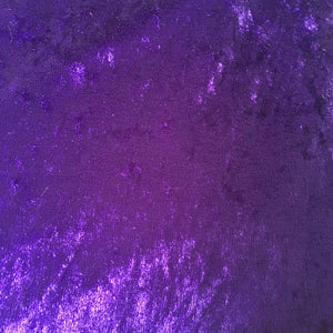 Velvet Fabric Felt Sheet - Purple