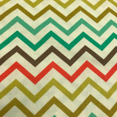 Fabric Felt - Chic Chevron