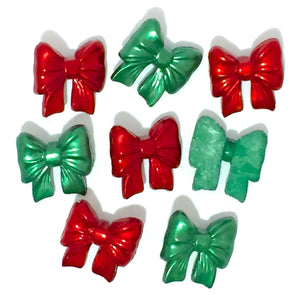 Dress It Up Buttons - Christmas