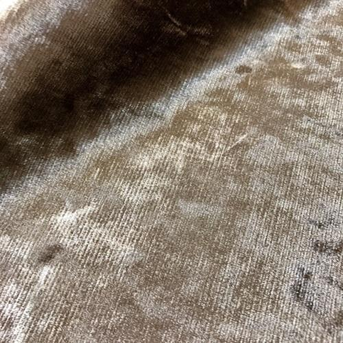 Velvet Fabric Felt Sheet - Mink