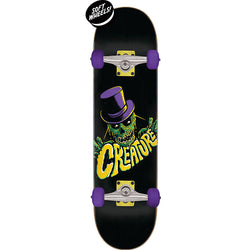 Creature Crypt Keeper Complete Black Yellow 7.75