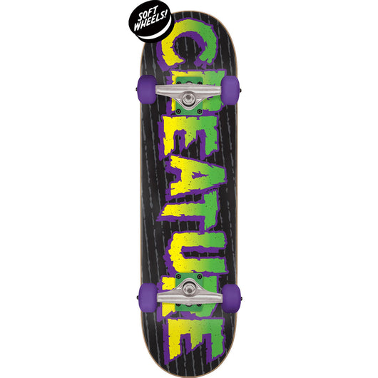 Creature Tomb Complete Micro Black Grey 7.5