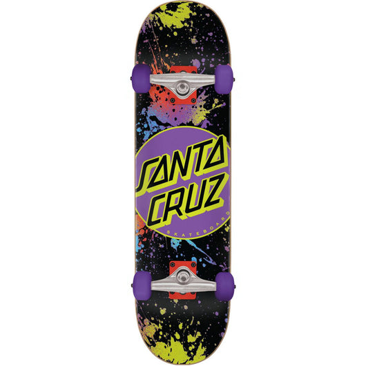 Santa Cruz Group Dot Splatter Micro Multicored 7.5