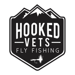 Hooked Vets Fly fishing