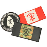 ACC Velcro PVC Morale Patches