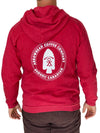 ACC Classic Unisex Zip Up Hoodie - RED