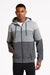Men's FLX Quilted Zipper Hoodie Jacket