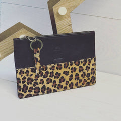 Animal Print Evening Purse