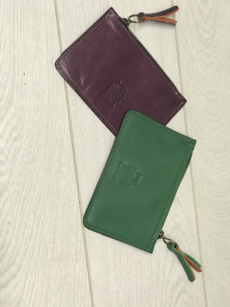 Leather Coin Purse - Bestseller