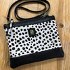 Luxury Animal Print Large Clutch Bag