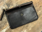 Leather Front Pocket Purse