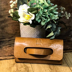 Classic Collection Grab Handle Clutch