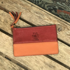 Two Tone Coin Purse