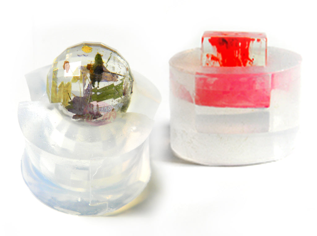 SPHERES AND CUBES MOLDS