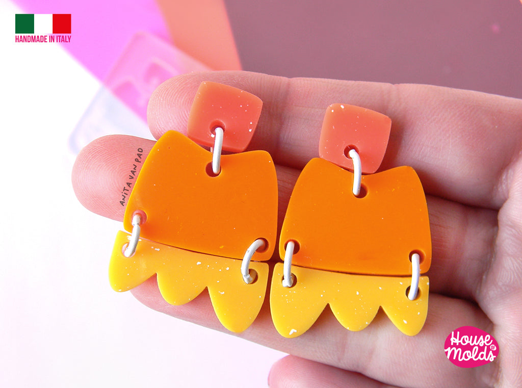 EARRINGS MOLDS