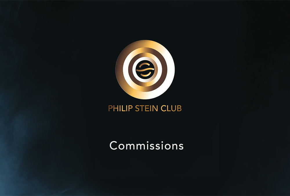 Philip Stein Club - Commissions