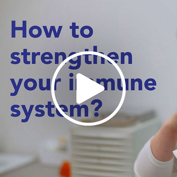Philip Stein - How to strengthen your inmune system?