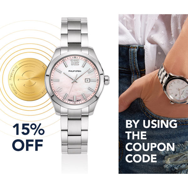 Philip Stein Watches - 15% OFF