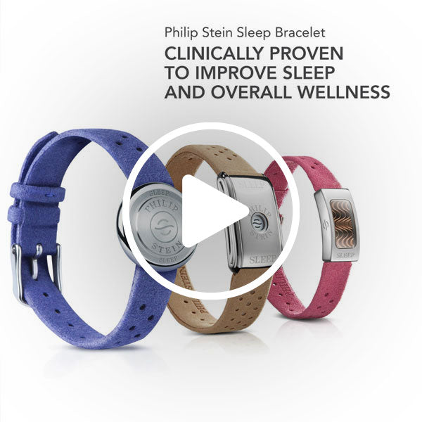 Philip Stein Sleep Bracelet - Clinically Proven to Improve Sleep and Overall Wellness