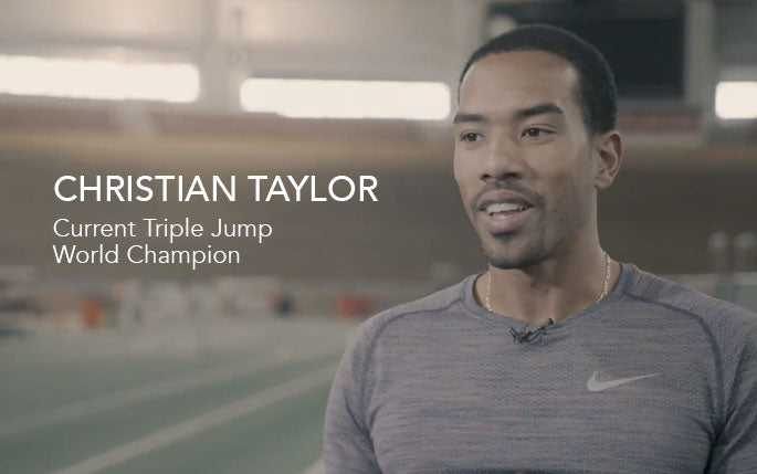 Christian Taylor - Current Triple Jump World Champion
