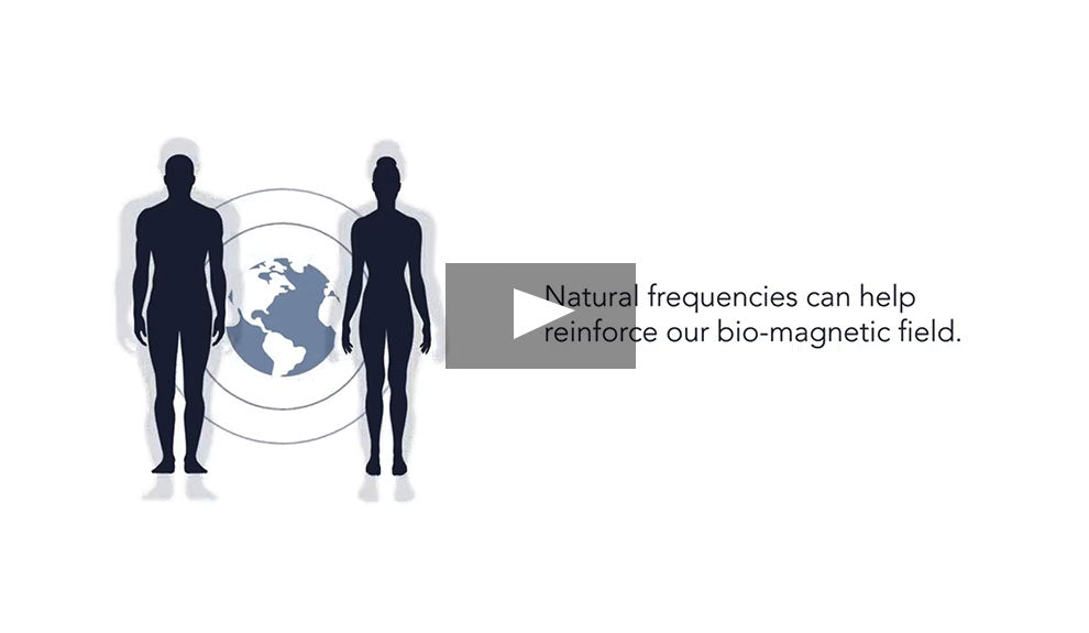 How Philip Stein Natural Frequency Technology™ Works