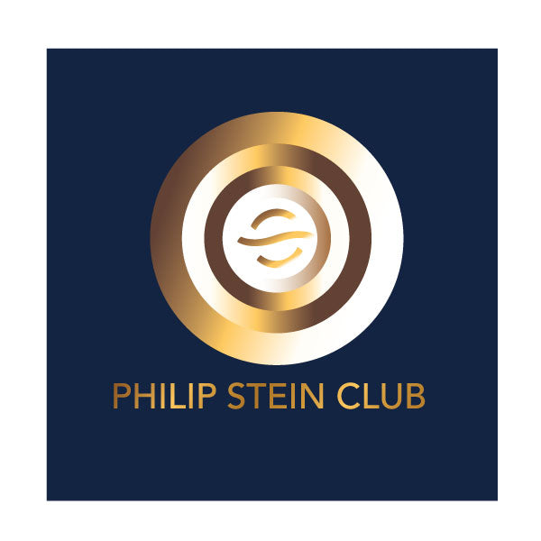 Philip Stein Club - Dark Blue Background