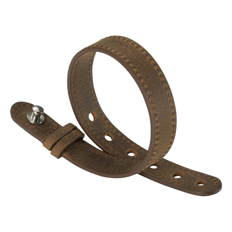 XL Brown Calf Assolutamente Strap - For Steel Icon - Model 10-CABRSTXL