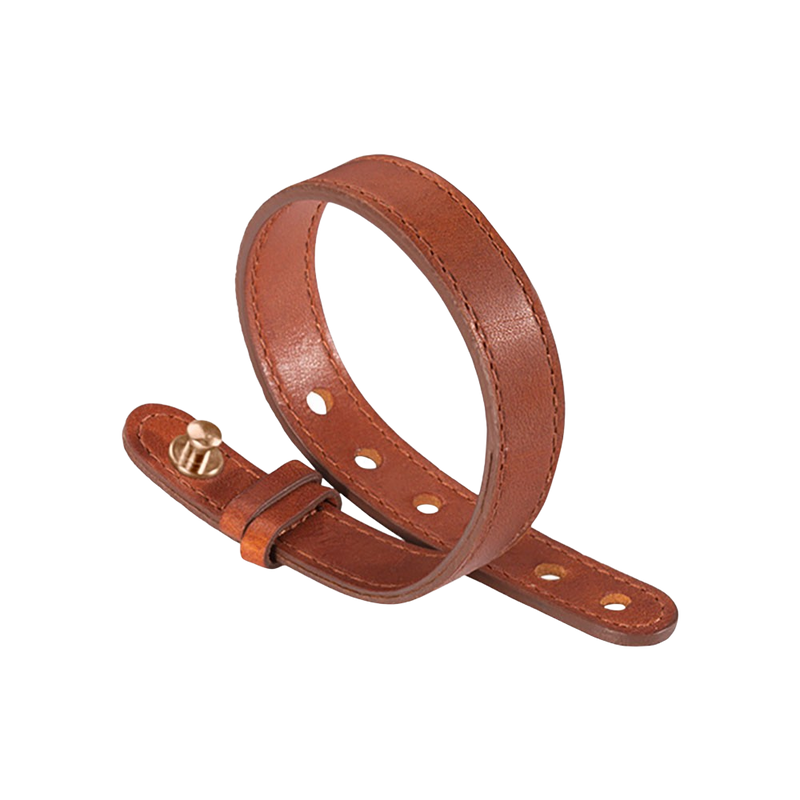 Tan Leather Strap - For Rose Gold Icon - Model 10S-CTSTRG