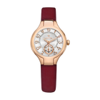 Classic Round Mini 32mm Mother of Pearl Watch - Model 44RGP-FMOP-IBG