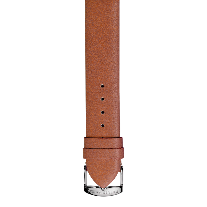Light Brown Leather Strap -  Model 1-CLBR