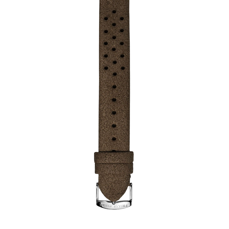 Dark Brown Micro-Fiber Strap - Model USDBR