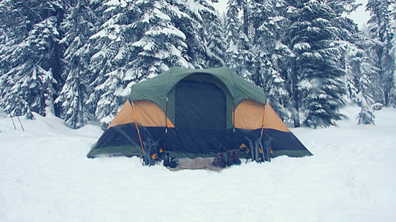 Tips for Camping in a Winter Wonderland
