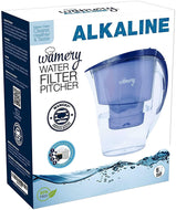 Alkaline Jazmin Water Pitcher 1.5 Liters + FREE Filter