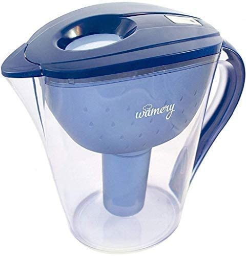 Orchid Water Filter Pitcher 2 Liters, LED Timer + FREE Filter