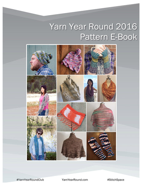 Yarn Year Round Ebook