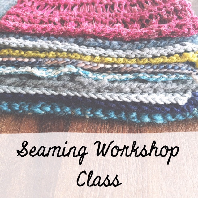 Seaming Workshop Class {Carthage, MO}