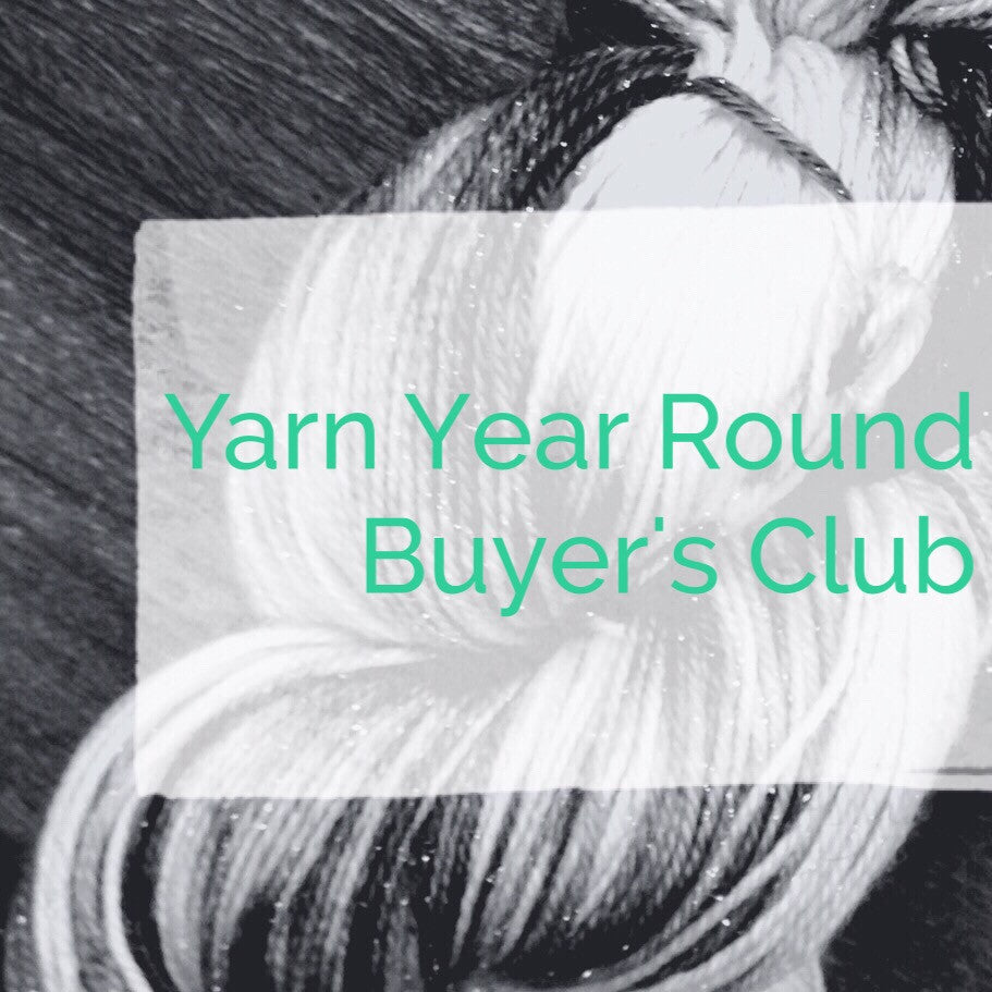 Buyer's Club-Yarn Year Round
