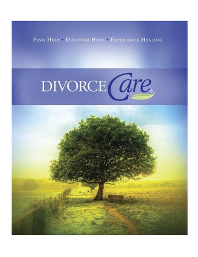 Divorce Care Workbook
