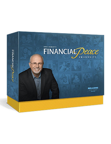 Financial Peace University Member Kit