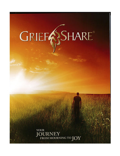 Grief Share Workbook