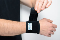 Wristband Support by Harley Street Solutions