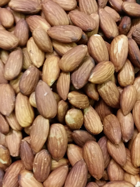 Almonds, 5 Pounds.