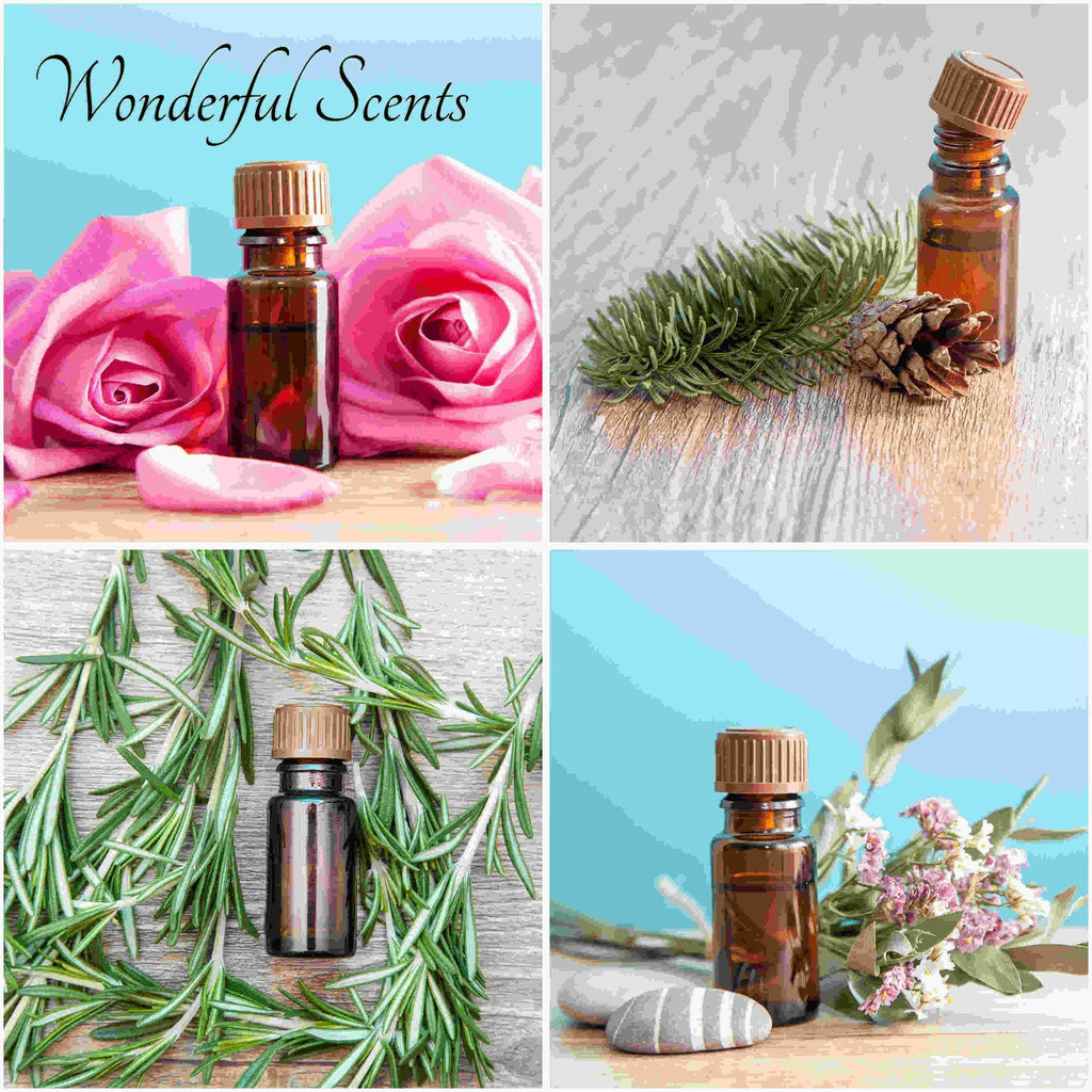 Our Wonderful Scents Essential Oils