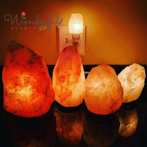 How to Care for and Set Up your Wonderful Scents Himalayan Salt Lamp