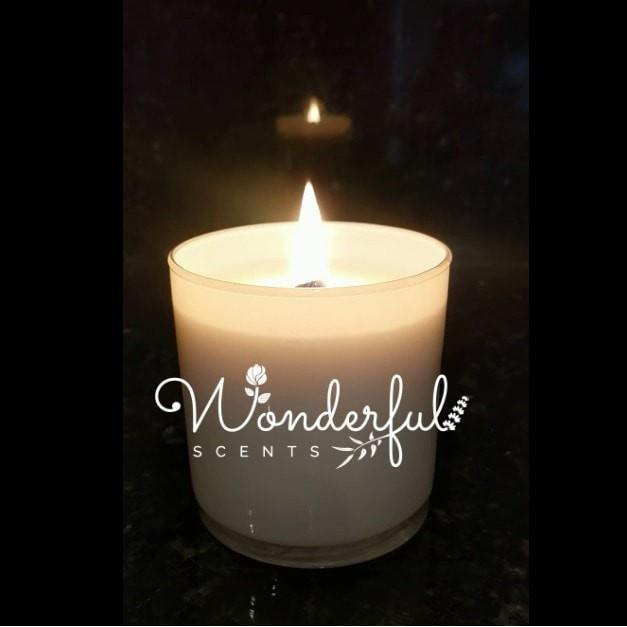 Natural and Scented Soy Candles