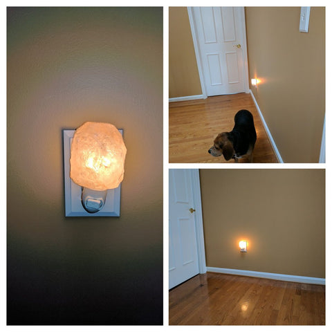 Wonderful Scents Himalayan Salt Night lights