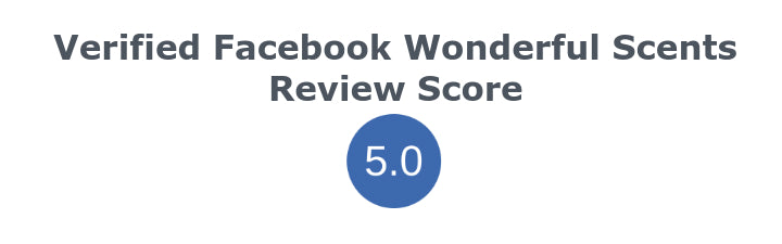 Verified Facebook Wonderful Scents Review Score
