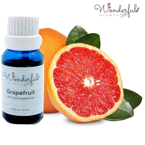 Wonderfulscents Grapefruit and Essential Oil Image