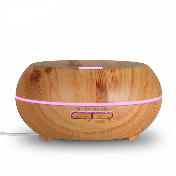 Wonderful Scents Light Wood 200 ml Essential Oil Diffuser