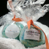 Patachouli and Musk Bath Bomb 4.5oz Two Pack